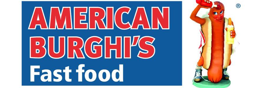 Franchising American Burghi's
